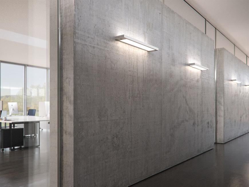 duvara monte aydınlatma